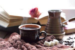 Allt om dating - kaffe och chokladb